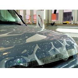 Оклейка полиуретановой пленкой Sunmaxfilms Land Rover