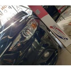 Оклейка полиуретановой пленкой Sunmaxfilms Mazda