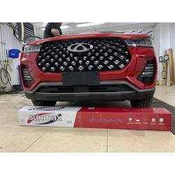 Оклейка полиуретановой пленкой Sunmaxfilms Chery Automobile